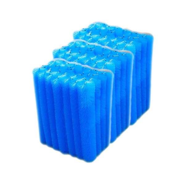 Koiteich Teichfilter 5 Stück Filterbürste 80 cm Teichbürste für Gartenteich u