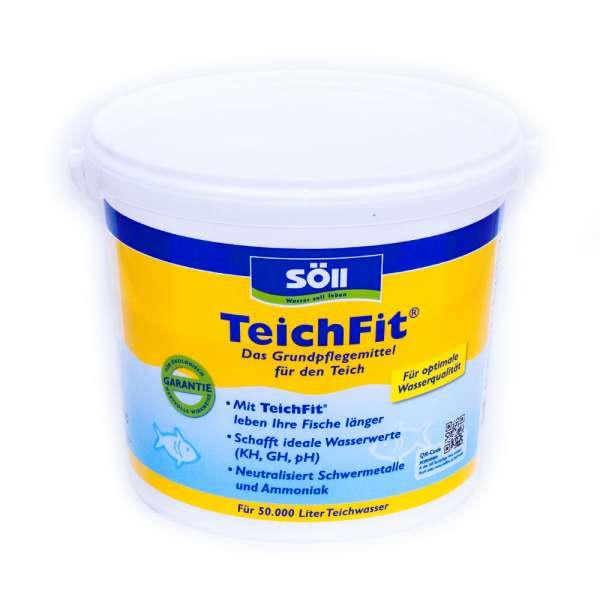 5kg Söll TeichFit bis 50000 Liter Wasser