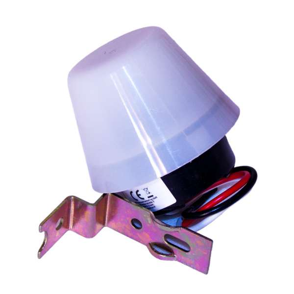Dämmerungssensor 12 Volt DC für Solaranlagen