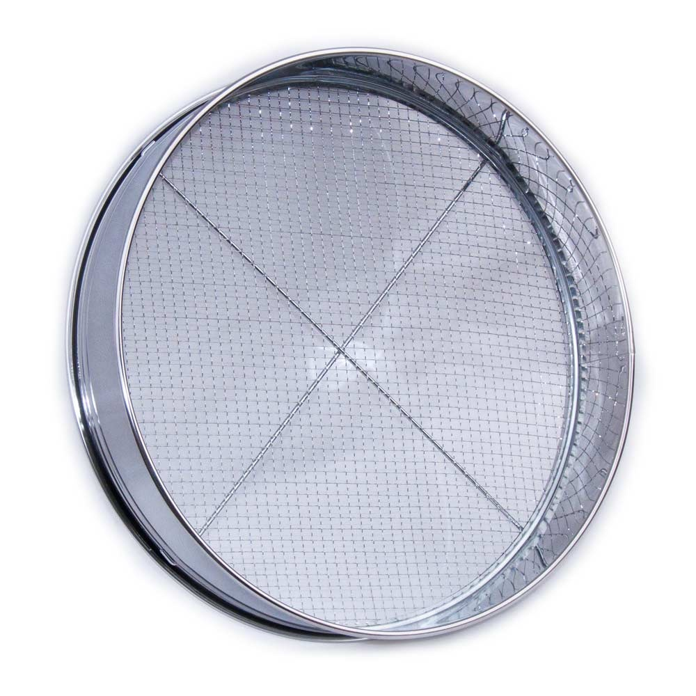garden and pond filter 5in1 stainless steel with 5 sieve